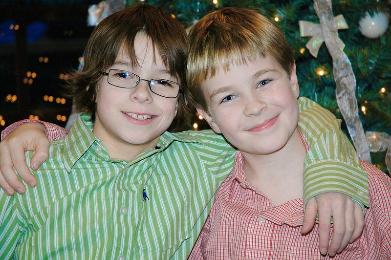 Christmas cousins I
