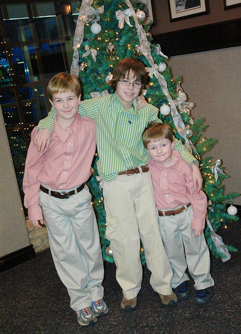 Christmas cousins II